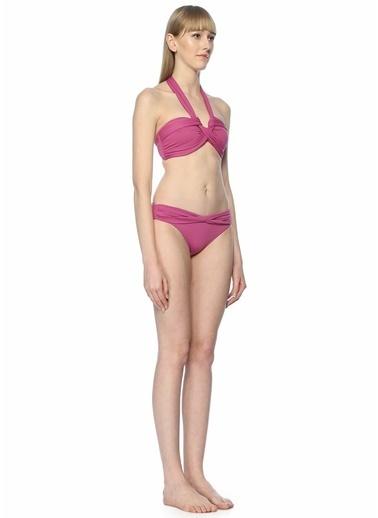 Seafolly Bikini Alt Pembe